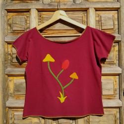 Camiseta ecológica mujer...